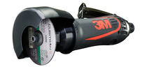 3M 20233 PNEUMATIC CUT-OFF WHEEL TOOL - 3 IN DIAMETER - 7 3/4 IN LENGTH - 1 HP