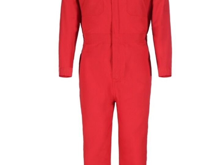 Cotton Overall, Poly-Cotton Men Safety Suit, Working Suit, WorkWears