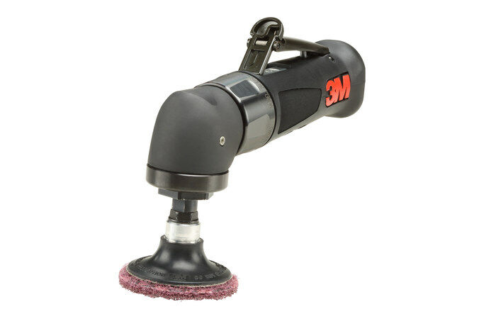 3M 28328 PNEUMATIC DISC SANDER - 2 IN DIAMETER - 12,000 RPM - 12.5 IN LENGTH - 1/3 HP