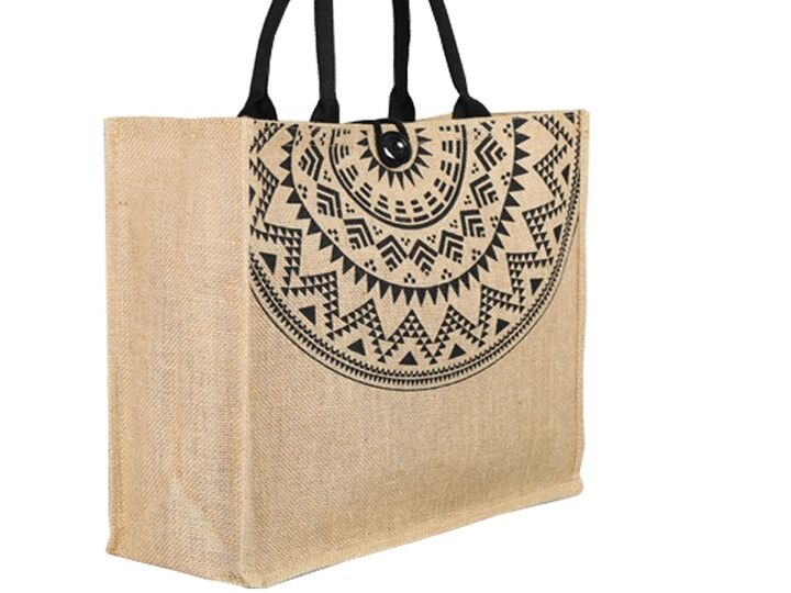 Jute Grocery Bag, Promotional Jute Bags