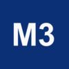Marty 3D Logo