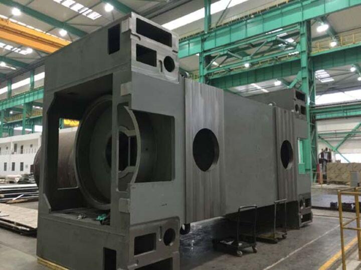 Large servo press for Engineering Procurement Construction