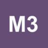 Martin 3D Logo
