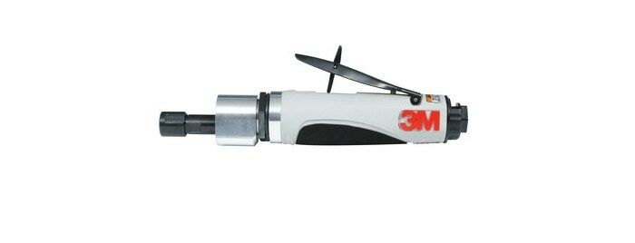 3M 20240 PNEUMATIC DIE GRINDER - 10 IN LENGTH - 1 HP