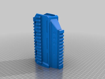 Nerf Longshot Front Barrel attachment