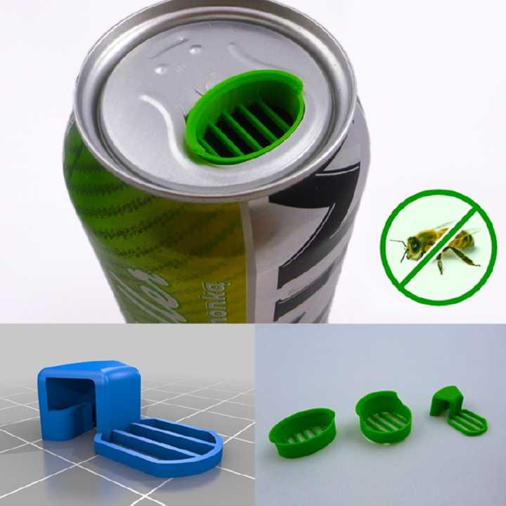 Can & Bottle Insects Protectors