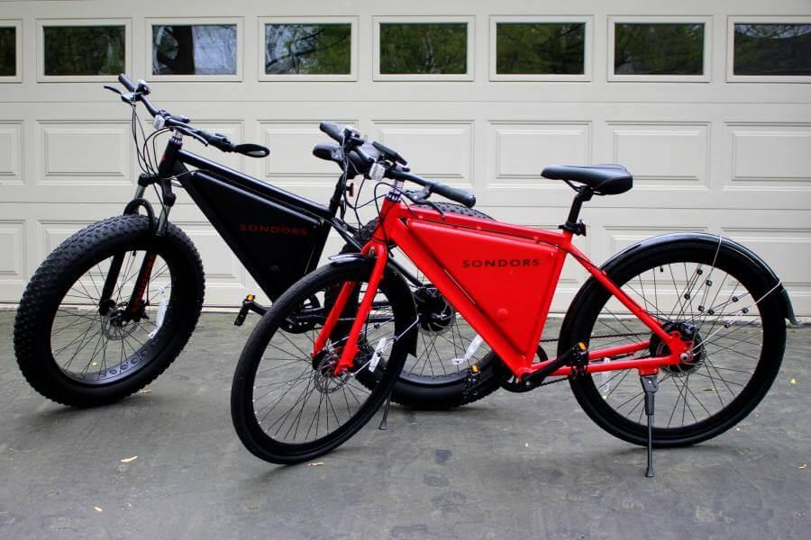 Electric Fat Bikes