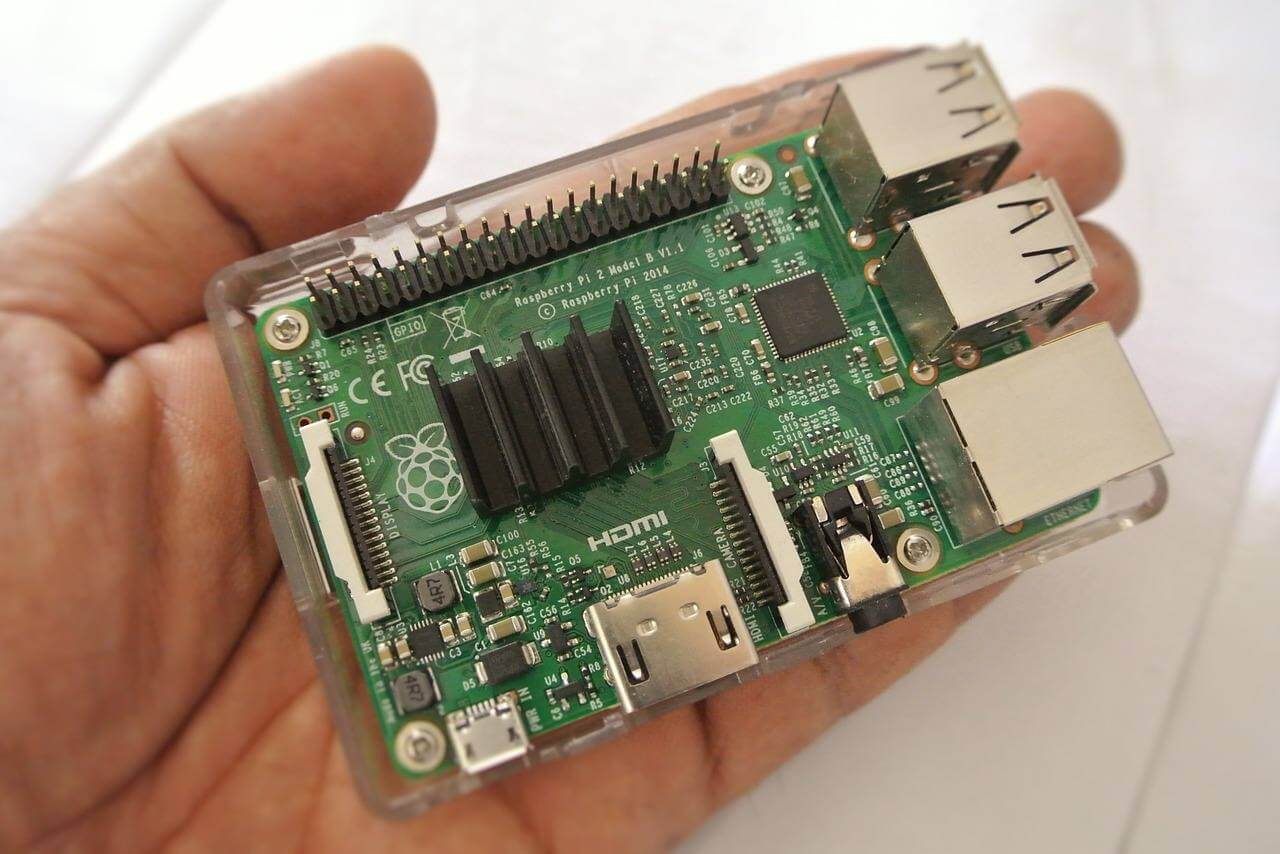 raspberry pi processor