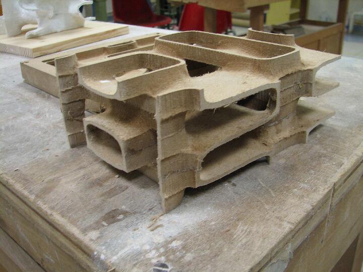 MDF (Medium-density fiberboard)