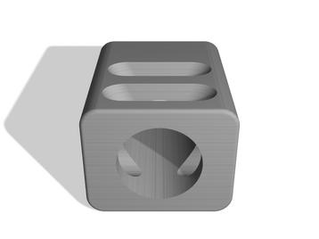 Airsoft G17 Compensator