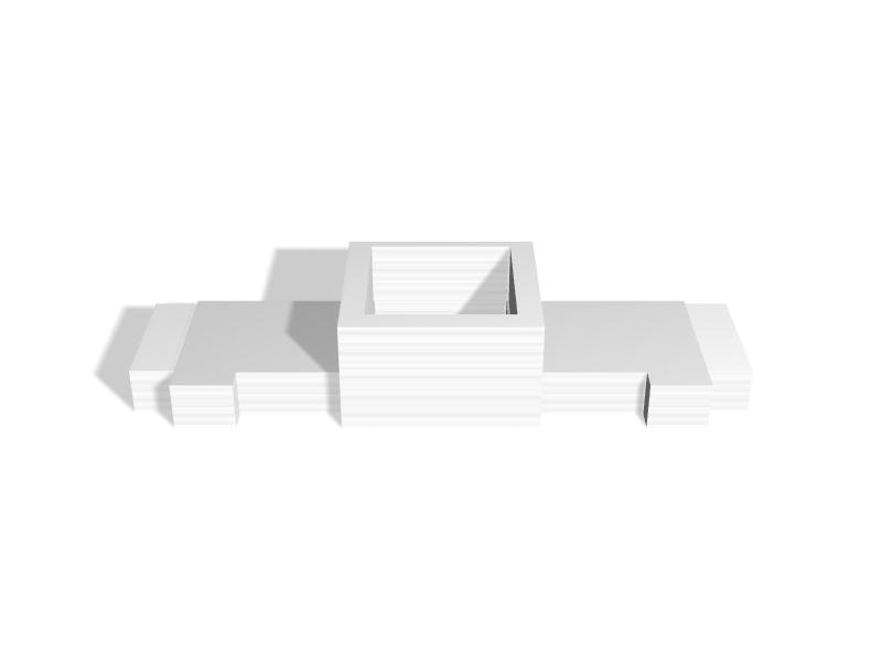 Sonoff Basic Decora Cover (Push Button Versio - 3D Printable