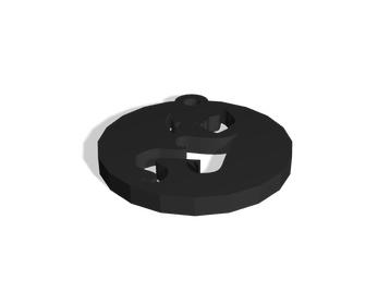 Venom Keychain