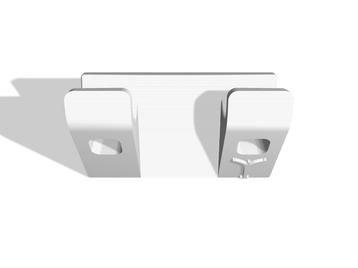 Segway Ninebot ES2/ES4 wall mount V5