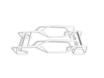 Car 2 1:100 scale(all scales on demand)