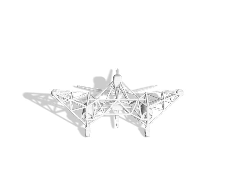 (1:144) Focke Achgelis Fa.284 Early Design