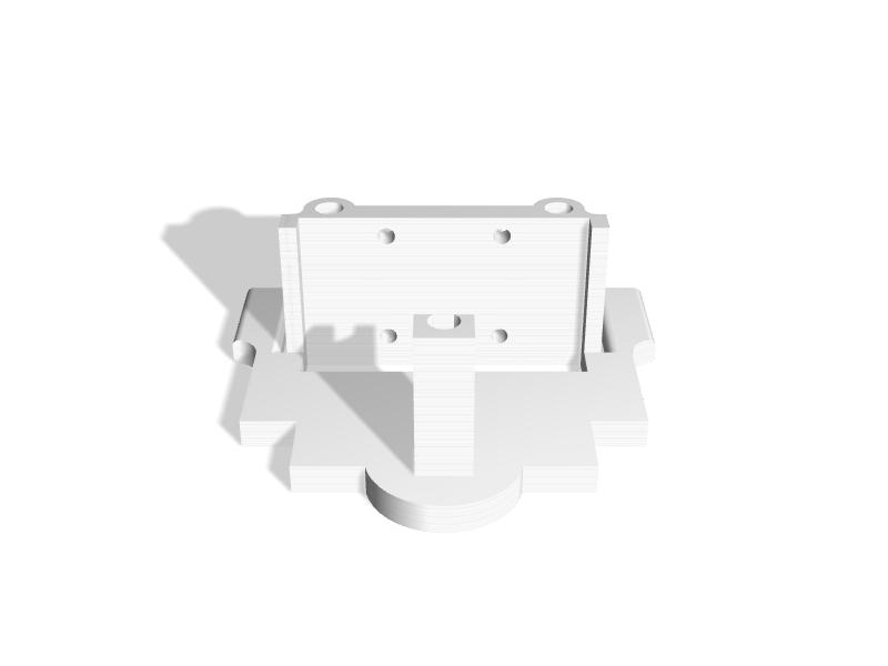 TRONXY X5s LINEAR RAIL UPGRADE - 3D Printable Model on