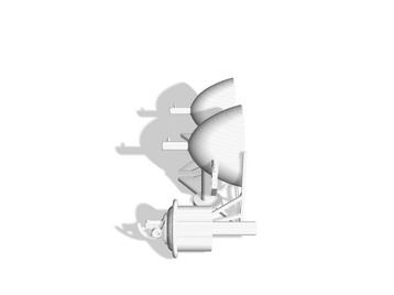 (1:72) Schallkanone + 'Toric Whirlwind Gun