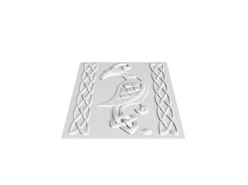 Celtic ornament Bird