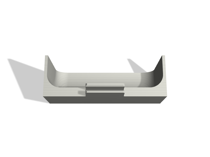 Cell Phone Car Air Vent Deflector 100x46