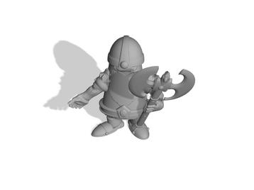 Dwarf Bigaxe