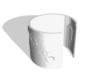 Mars Surface Bracelet