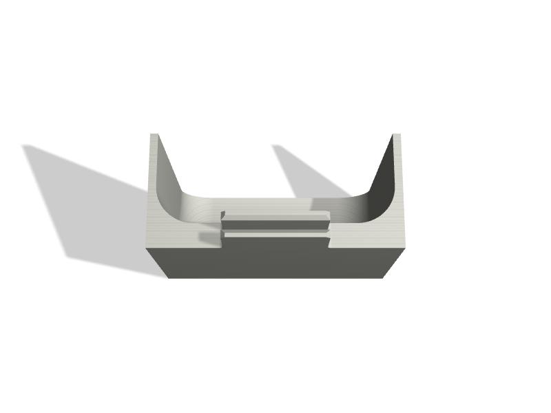 Cell Phone Car Air Vent Deflector 75x75