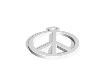 Peace Earring