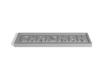 ChrisMan Logo