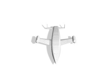 (1:144) Sanger Silbervogel w/ Advanced Ramjet