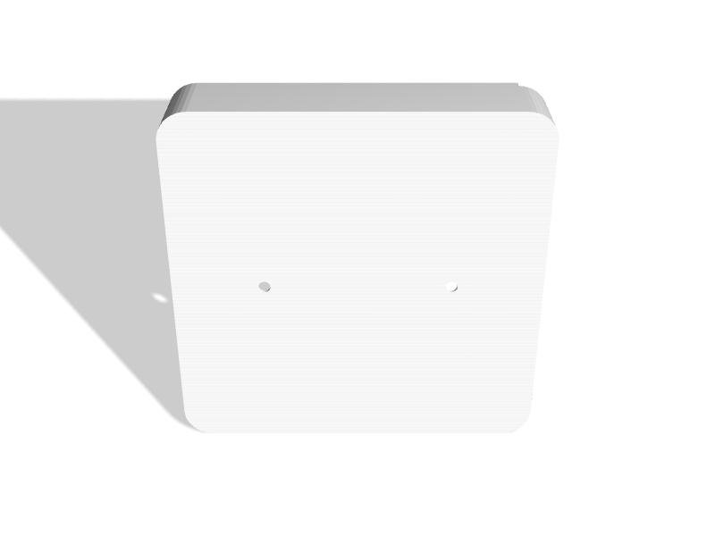 Apple TV mount