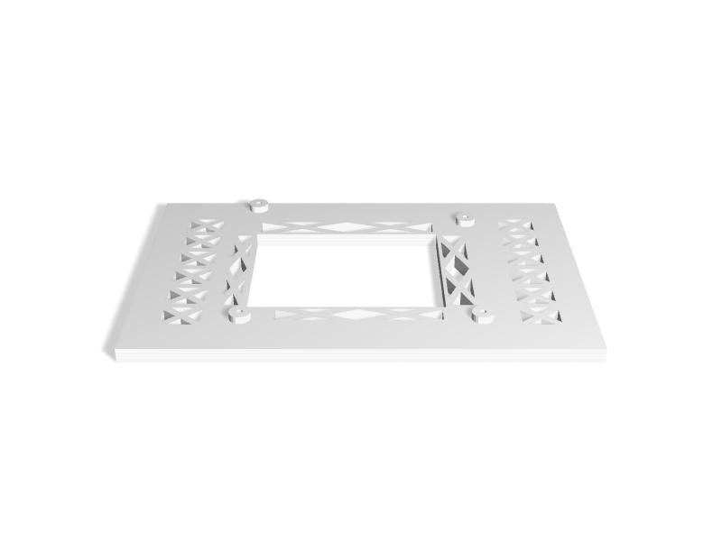 Mini ITX Motherboard plate