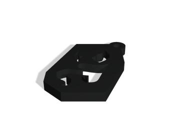Venom Keychain model 2