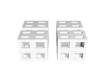 Boxes 4x scale 1-100