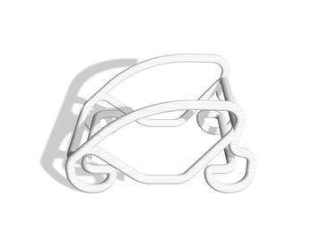 Car mini, scale 1-100