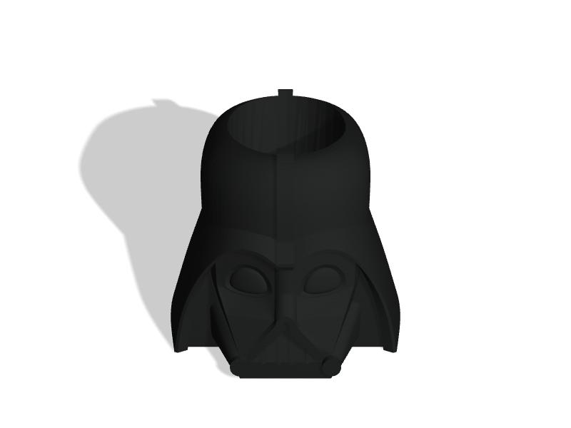 Pencil Holder - Darth Vader - Star Wars