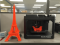 MakerBot Replicator #1