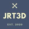 JRT3D Logo