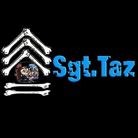 Taz's 3D Printing