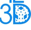 Fractal 3D Logo