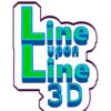 Line Upon Line 3D Logo