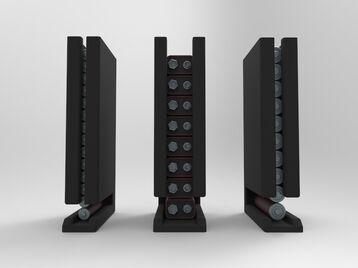 Modular Battery Storage ( Pack of Three)