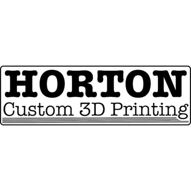 Horton Custom 3D Printing