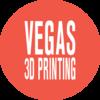 Vegas 3D Printing Logo