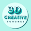 3D Creative Touches
