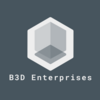 B3D Enterprises Logo