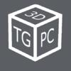 TG   3D   PC Logo
