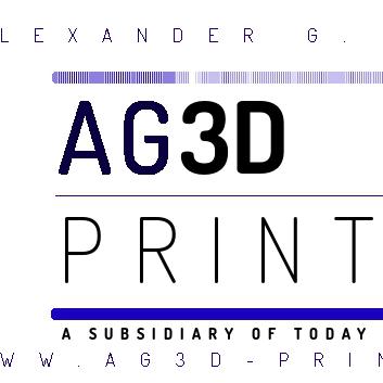 AG3D Printing