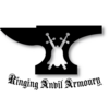 Ringing Anvil Armoury Logo