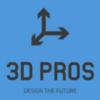 3DPros Tampa Logo