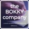 the BOKKY company Logo